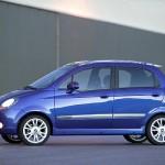 Daewoo Matiz - ремонтные работы с суппортом переднего тормоза