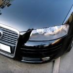 Ремонт бамперов машин торговой марки Audi