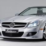 Ремонт бамперов моделей от Mercedes