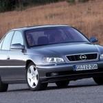 Стекла с Opel Omega на Opel Vectra