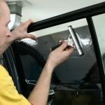 Удаление старого автомобильного стекла