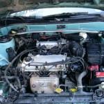 Замена двигателя как альтернатива ремонту Mitsubishi 4G13