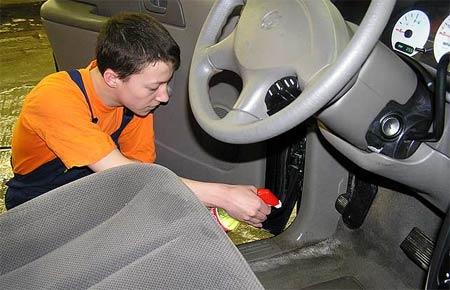 Чистка салона автомобиля своими руками лучшее