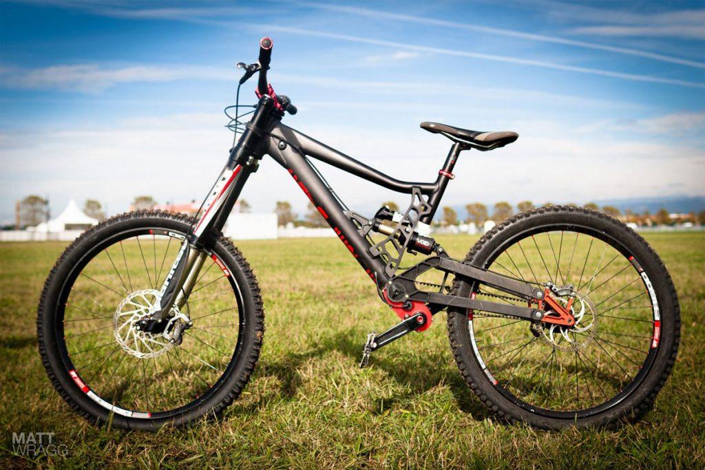 горный-велосипед