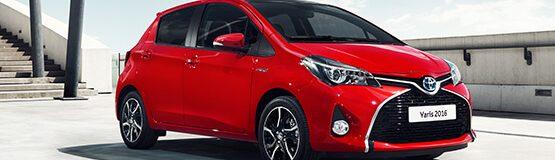 Toyota — почувствуй драйв с комфортом