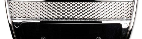 Кузовные запчасти: решетка радиатора
