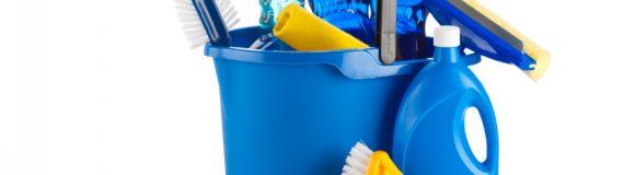 Обеспечение чистоты и комфорта в жилых и коммерческих помещениях