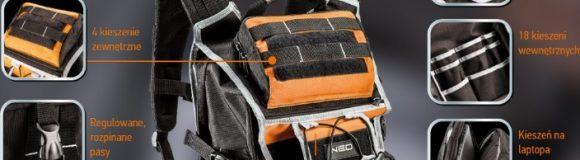 Рюкзаки та сумки для інструментів