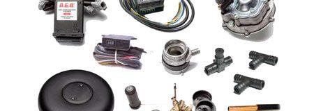 ГБО 2 поколения на инжектор